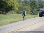 Cycling - Tour de Longneques - Mark Craven 9/11/2010