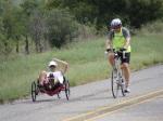 Cycling - Tour de Longneques - Thad Sitton and Gil Jones - 9/11/2010
