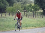 Cycling - Tour de Longneques - Dave Rhodes - 9/11/2010