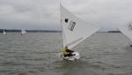 Oktoberfish Sunfish Regatta - Vic Manning - Sailing
