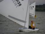 Oktoberfish Sunfish Regatta - Ed Owen  - Sailing
