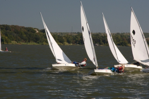 Lake Worth Sailing Club Sunfish Regatta