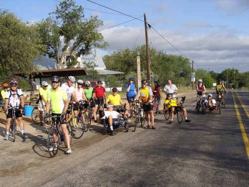 Tour de Longneques, Tour de Longnecks, Castell TX, Llano County, Cycling, Castell General Store, Texas Hill Country