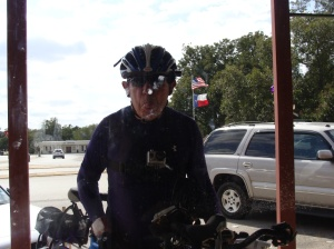 Cycling, Catrike, Scattante 570, Mason TX, Willow Creek Cafe, Junction TX