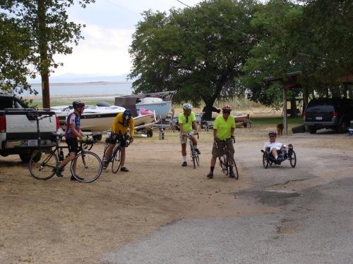 Cycling, Catrike, Llano County Texas, Cherokee Texas